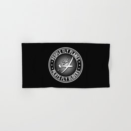 Pilots Fly Gliders | Gliding Glider Gift Idea Hand & Bath Towel