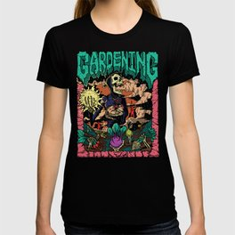 Gardening Trauma Series T-shirt