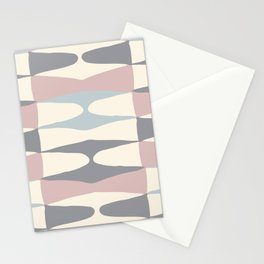 Zaha Pastel Stationery Cards