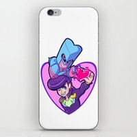 jjba iPhone & iPod Skins featuring JJBA :: Josuke and Crazy Diamond Ver.2 by Magnta