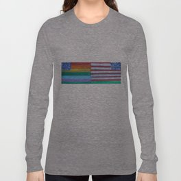 Flags for the Future 24 Long Sleeve T-shirt