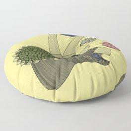 Playful Dinosaur Floor Pillow