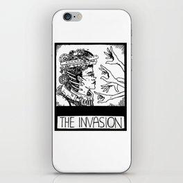 The Invasion iPhone Skin