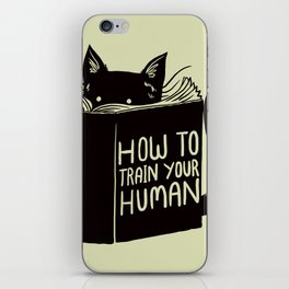 How To Train Your Human iPhone Skin