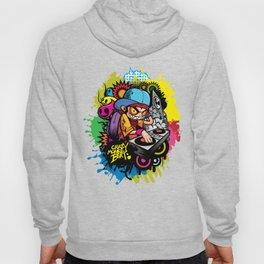 Crazy Monkey Beat Hoody