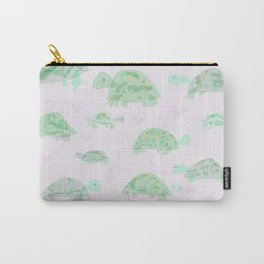 loving turtles Carry-All Pouch