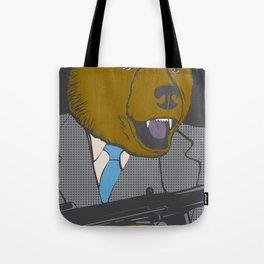 Untouchable California Love Tote Bag