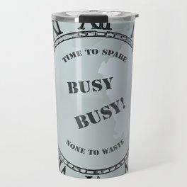 Time To Spare Travel Mug