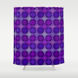 Op Art 158 Shower Curtain