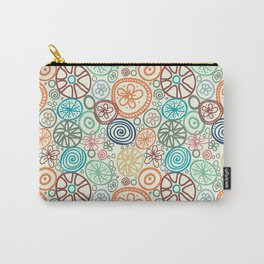 Wheels, Multi Carry-All Pouch