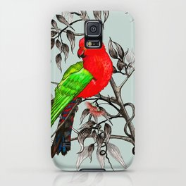 King Parrot 11 iPhone Case