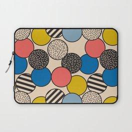 Memphis Inspired Pattern 5 Laptop Sleeve