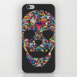 Under Your Skin in Glorious Technicolor iPhone Skin