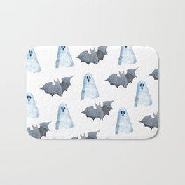 Halloween Pattern Bath Mat