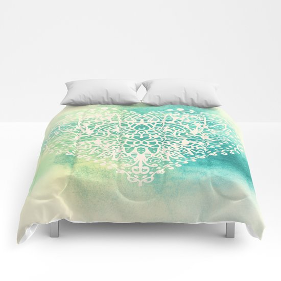 COLOR LOVE Comforters