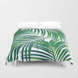 Palm Paradise #society6 #decor #buyart Duvet Cover