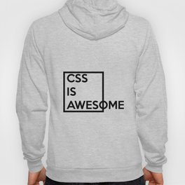 CSS is Awesome Hoody