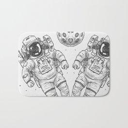 astro Traveller Retro Bath Mat