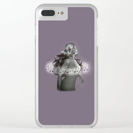 Understood Clear iPhone Case