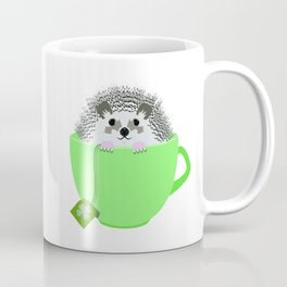 St. Patrick's Hedgehog Coffee Mug