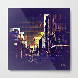 Berlin Art Metal Print