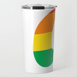 RAINBOW LOVE Travel Mug