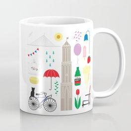 UTRECHT Coffee Mug