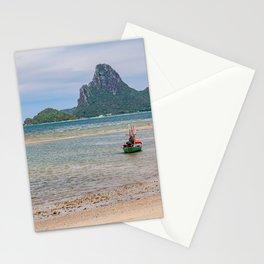 Three Boats Thailand Stationery Cards