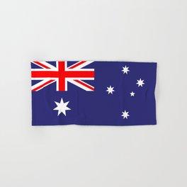 Flag of Australia Hand & Bath Towel