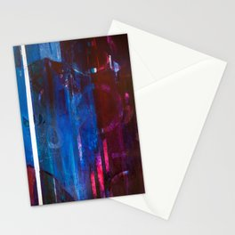 Concrete Poems IV Stationery Cards