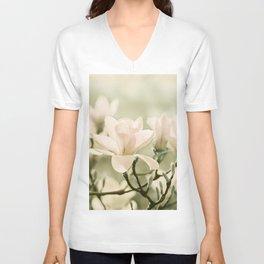 Magnolia 011 Unisex V-Neck