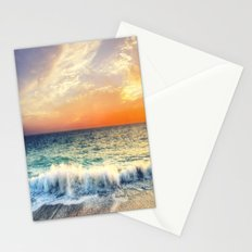 Sunset delight Stationery Cards