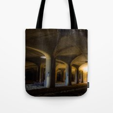 Time passing in the cells Tote Bag