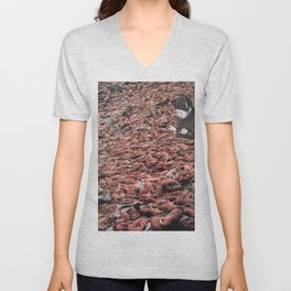 Counting Walrus Unisex V-Neck