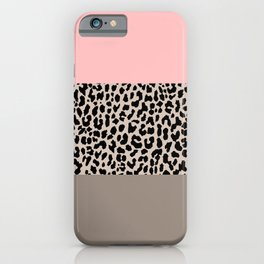 Leopard National Flag XVI iPhone Case