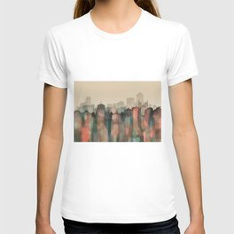 Windy Wellington, New Zealand T-shirt