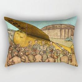 Classical Planes 1 Rectangular Pillow