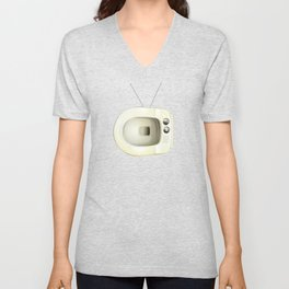 the Tube Unisex V-Neck