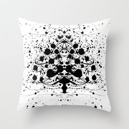 Special Christmastree Throw Pillow