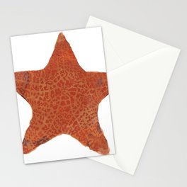 Watercolor Starfish Stationery Cards