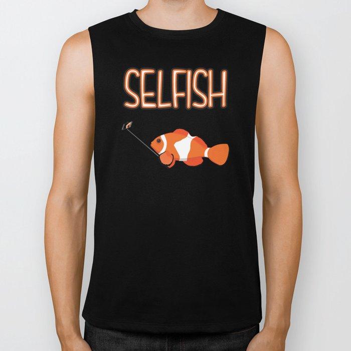Selfish Biker Tank