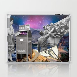 With or without you Laptop & iPad Skin