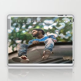 J.Cole 2014 Forest Hills Drive Drawing Laptop & iPad Skin