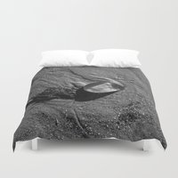 jelly fish Duvet Covers featuring Jelly Fish by Paul Vayanos
