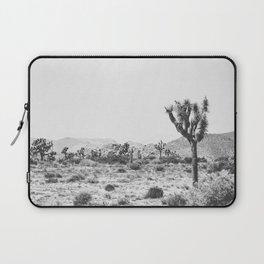 Joshua Tree Monochrome, No. 1 Laptop Sleeve