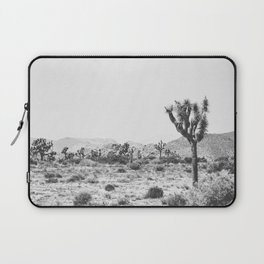 Joshua Tree Monochrome, No. 1 Laptop Sleeve