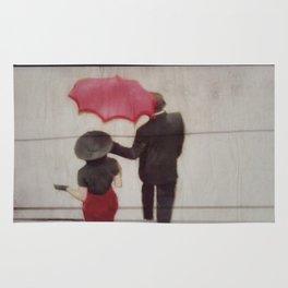 Walk In The Rain Rug