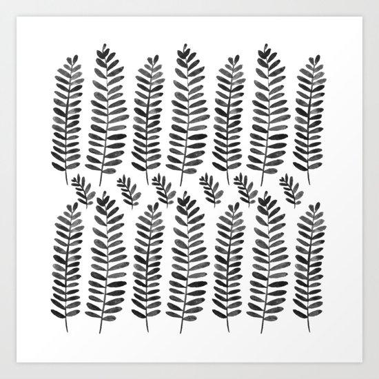 Longitude Art Print