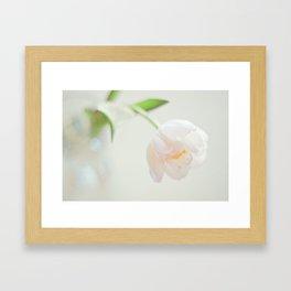 Floral Fantasy Framed Art Print
