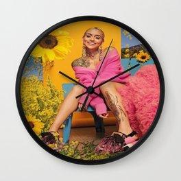 Kehlani 25 Wall Clock